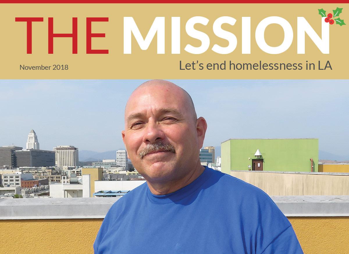 The Mission — November 2018 1