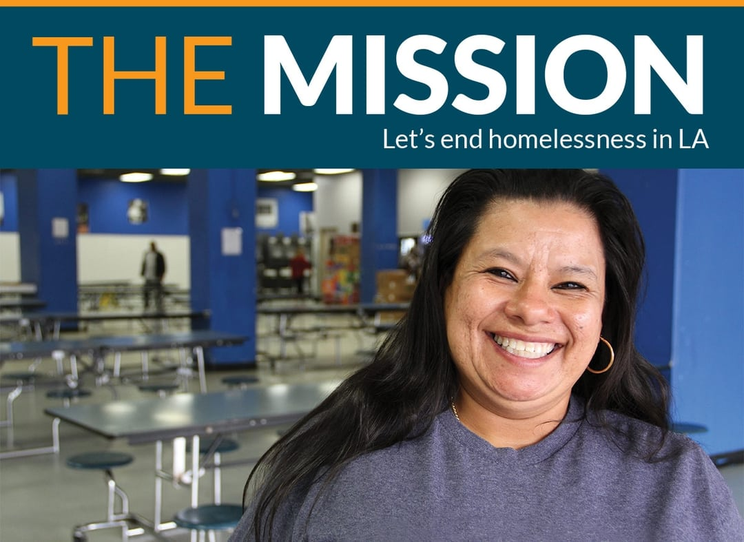 The Mission — July 2019