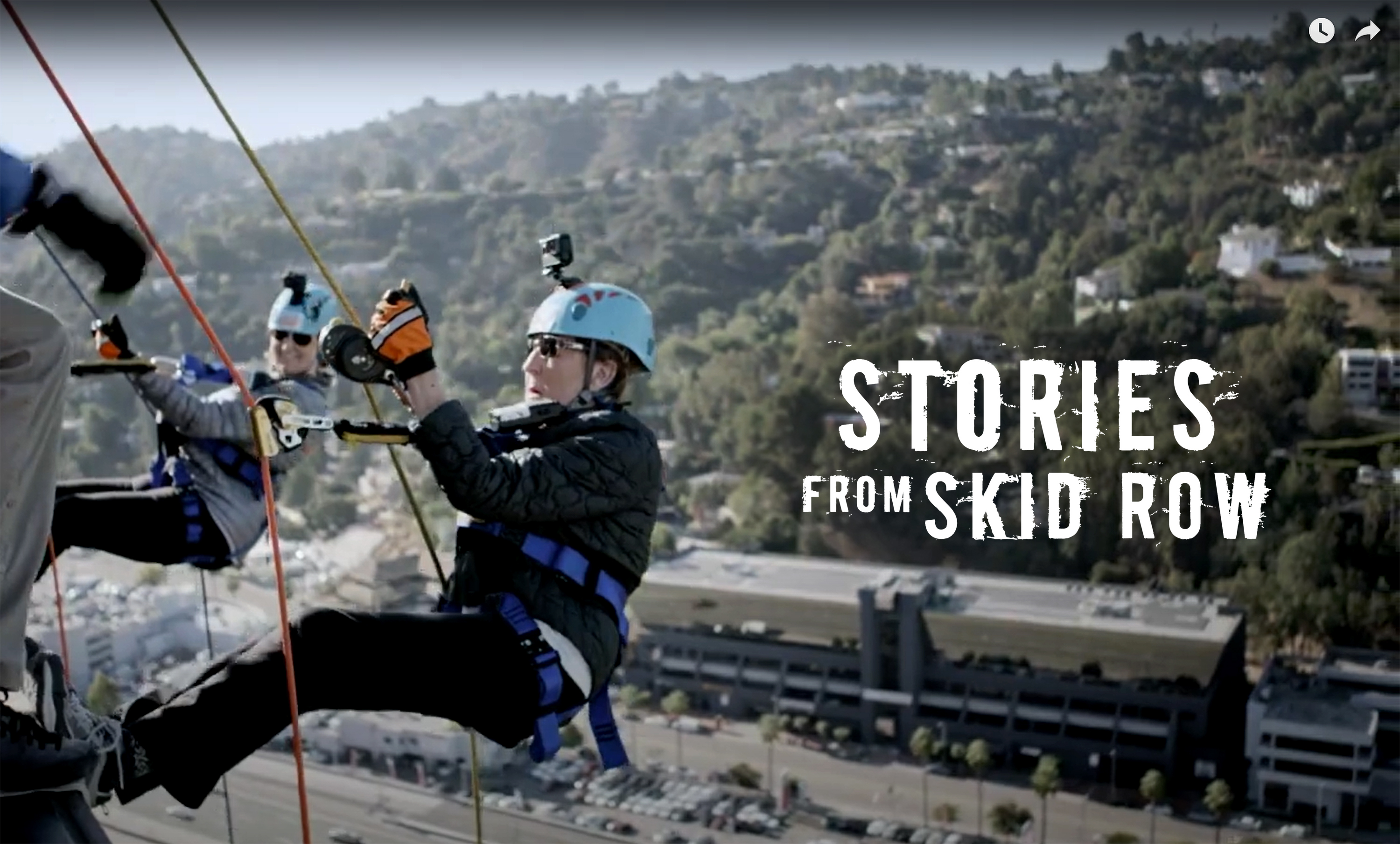 Stories from Skid Row - Betty's Story